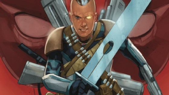 Deadpool considers Cable one of his oldest and best friends. Cable hasn't met Deadpool, yet. He's in for a treat.