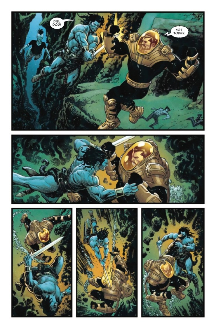 Marvel Preview: Conan: Battle For The Serpent Crown #4