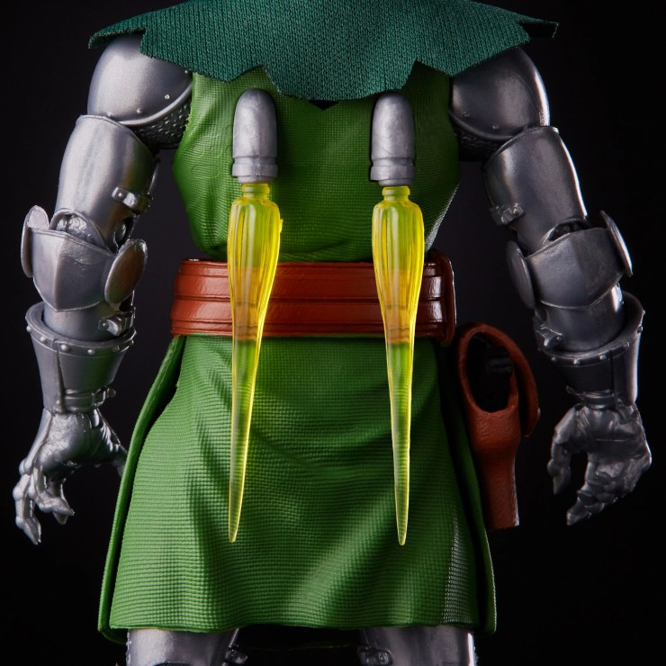 Marvel Legends: Dr. Doom joins the Retro Collection