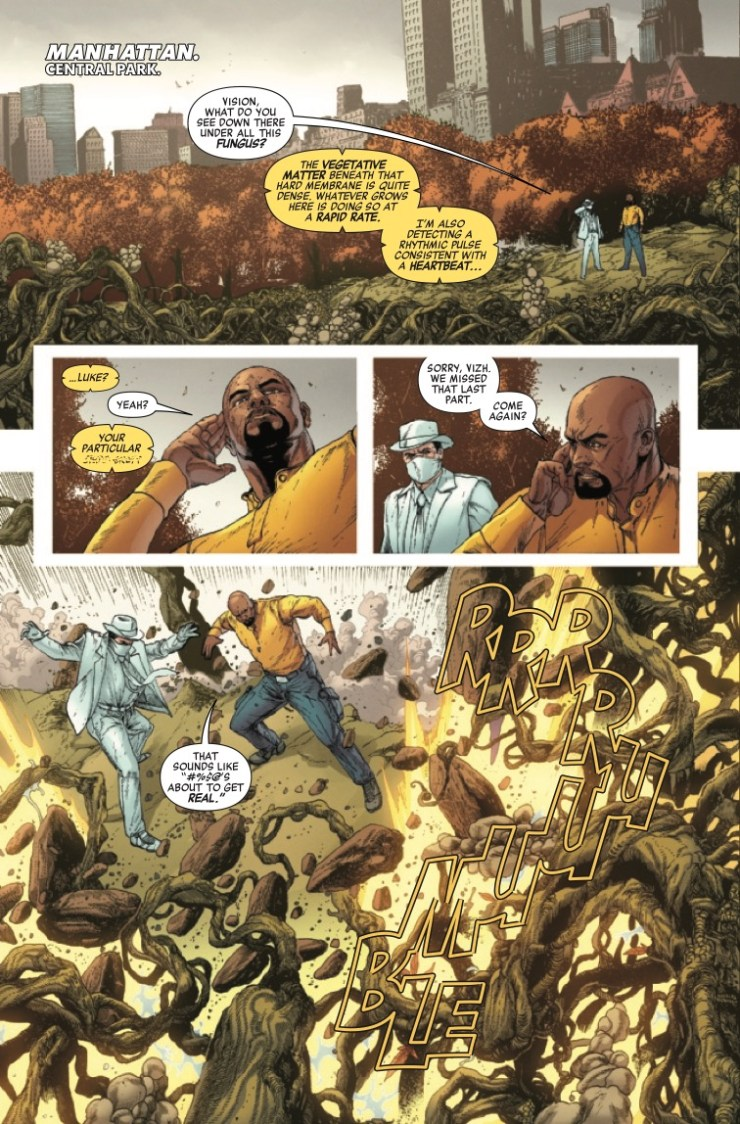 Marvel Preview: Empyre: Avengers #2