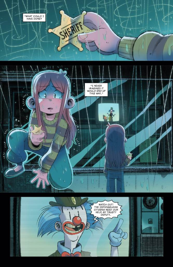 ComiXology Preview: Funny Creek #1