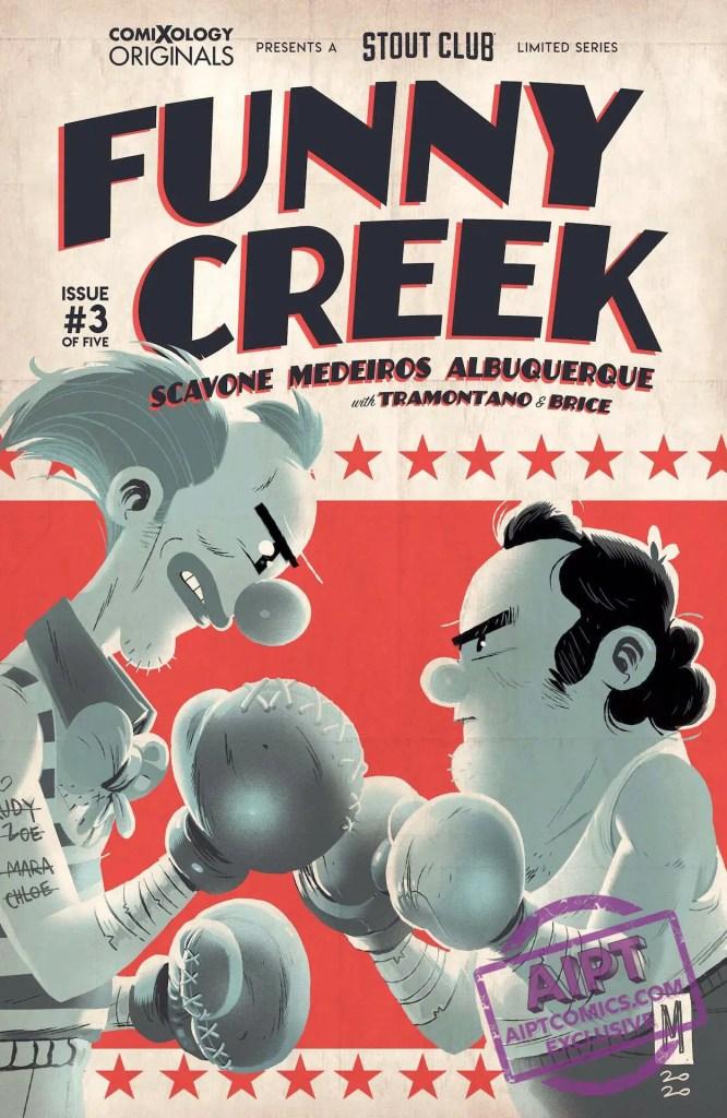 Funny Creek #3