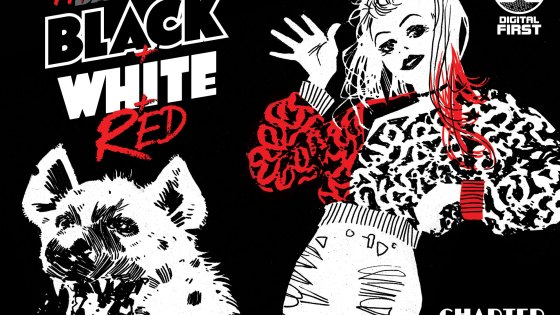 'Harley Quinn: Black + White + Red' #10 review