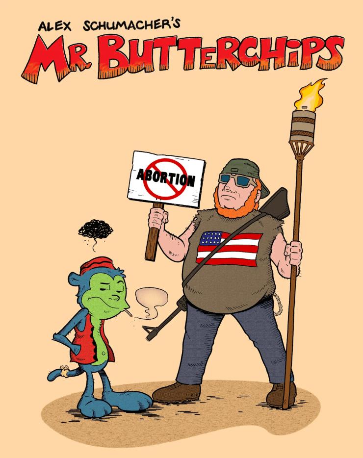 Mr Butterchips