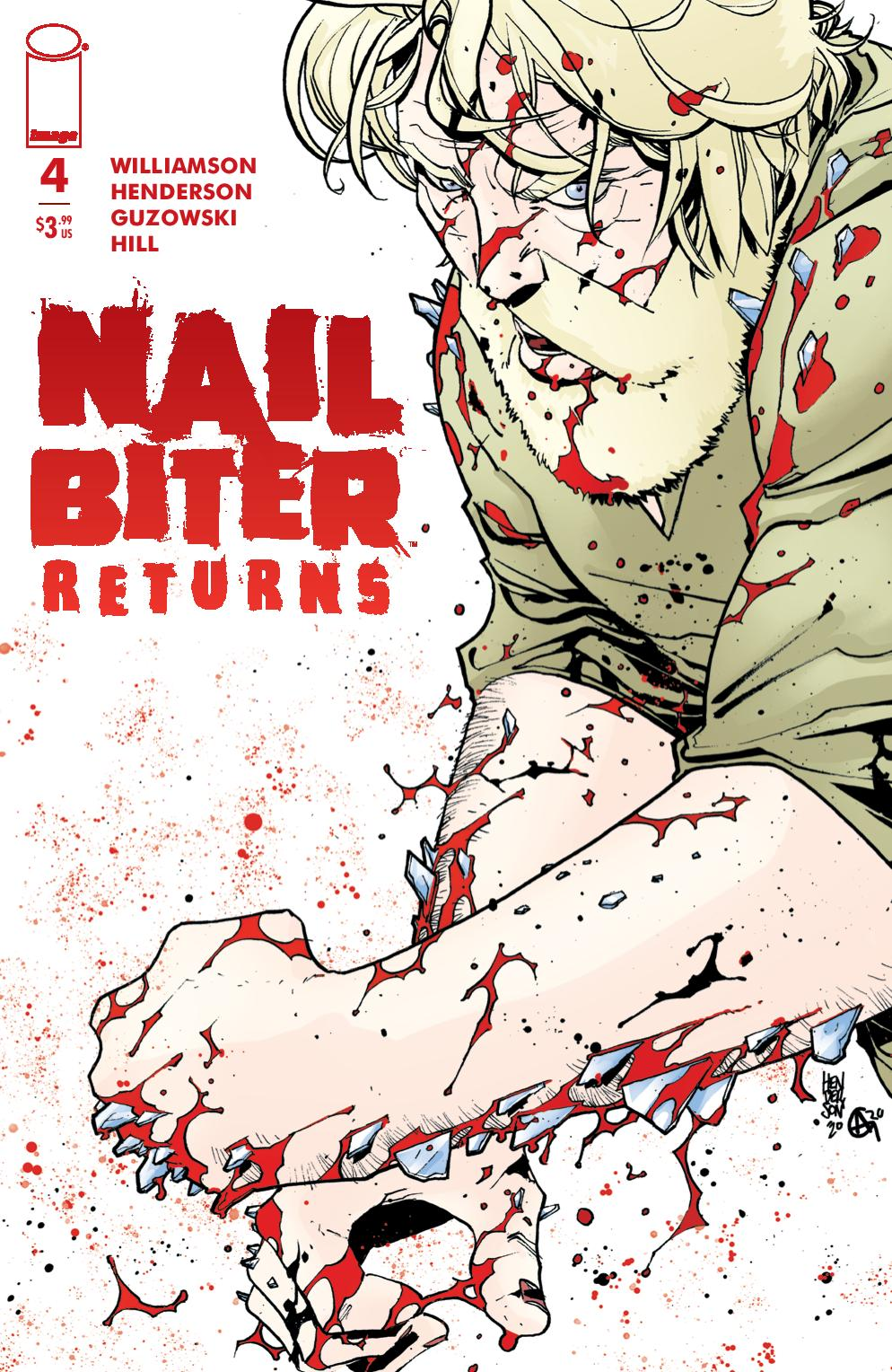 'Nailbiter Returns' #4 review