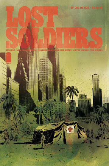 AIPT Comics Podcast 87 Lost Soldiers #2
