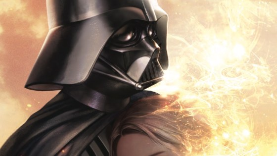 WHO HUNTS THE HUNTER in Darth Vader #4?