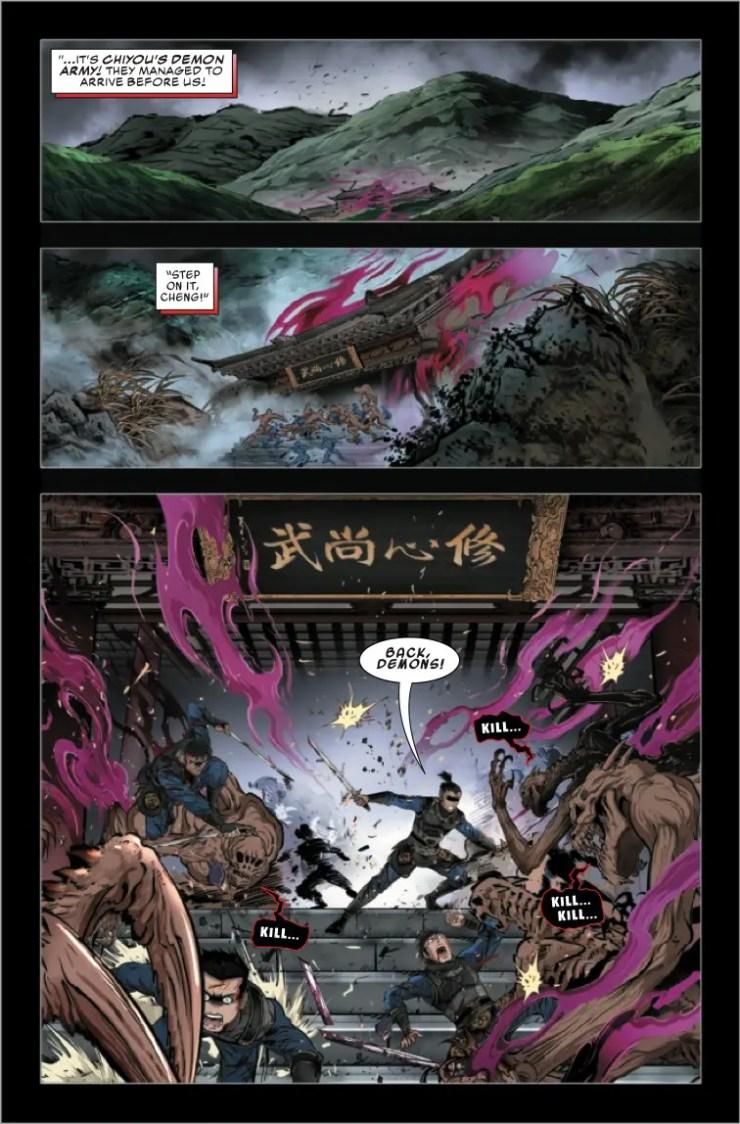 Marvel Preview: Sword Master #10