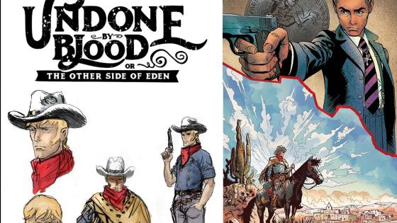 'Undone by Blood' gets second act in 'The Other Side of Eden' #1