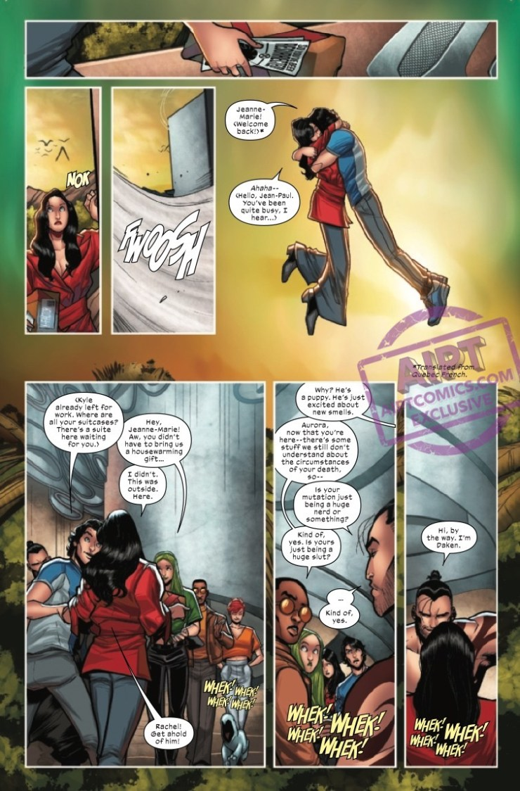 EXCLUSIVE Marvel Preview: X-Factor #2
