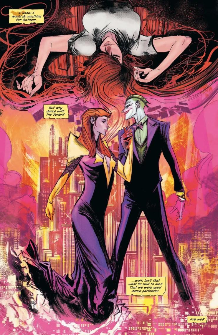 DC Preview: Batgirl #48