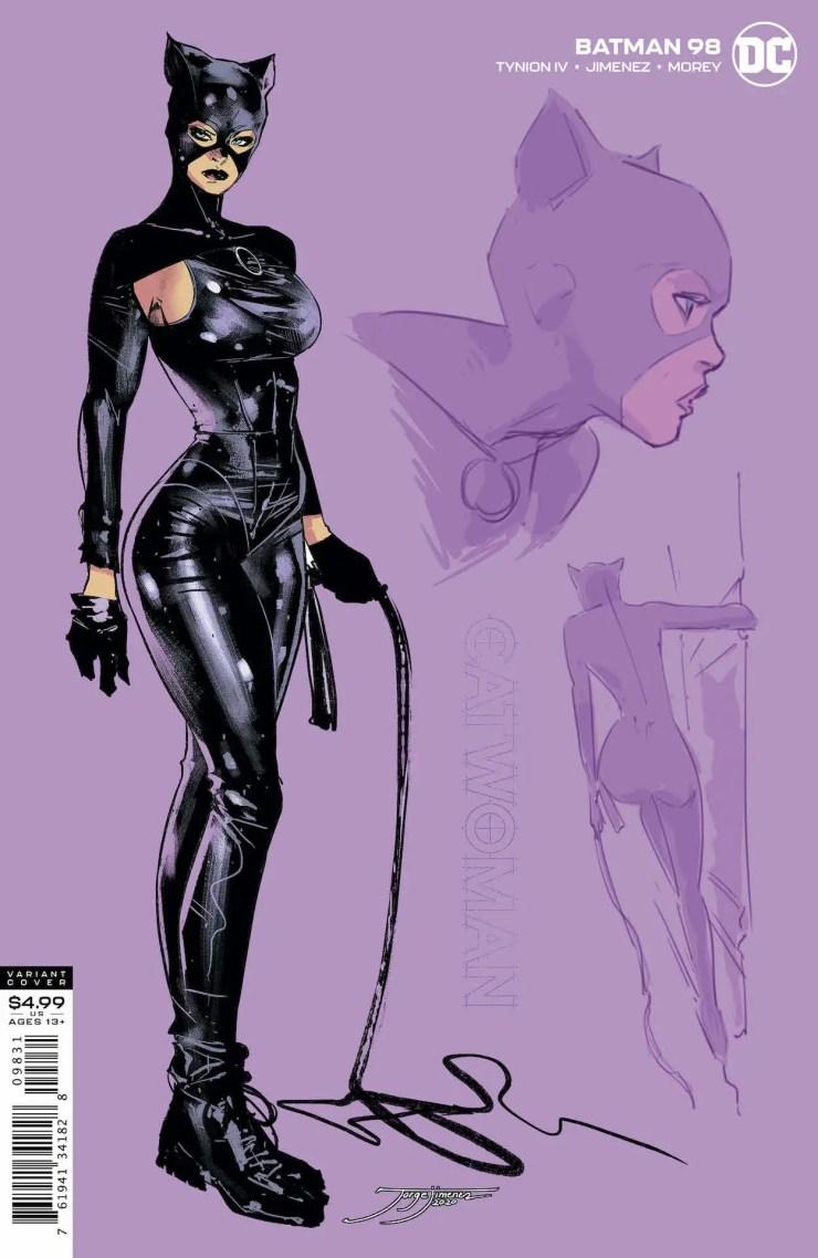 DC Preview: Batman #98