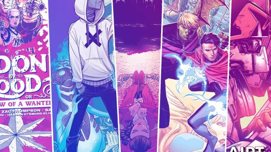 The best reviewed comic books of the week on AIPT.