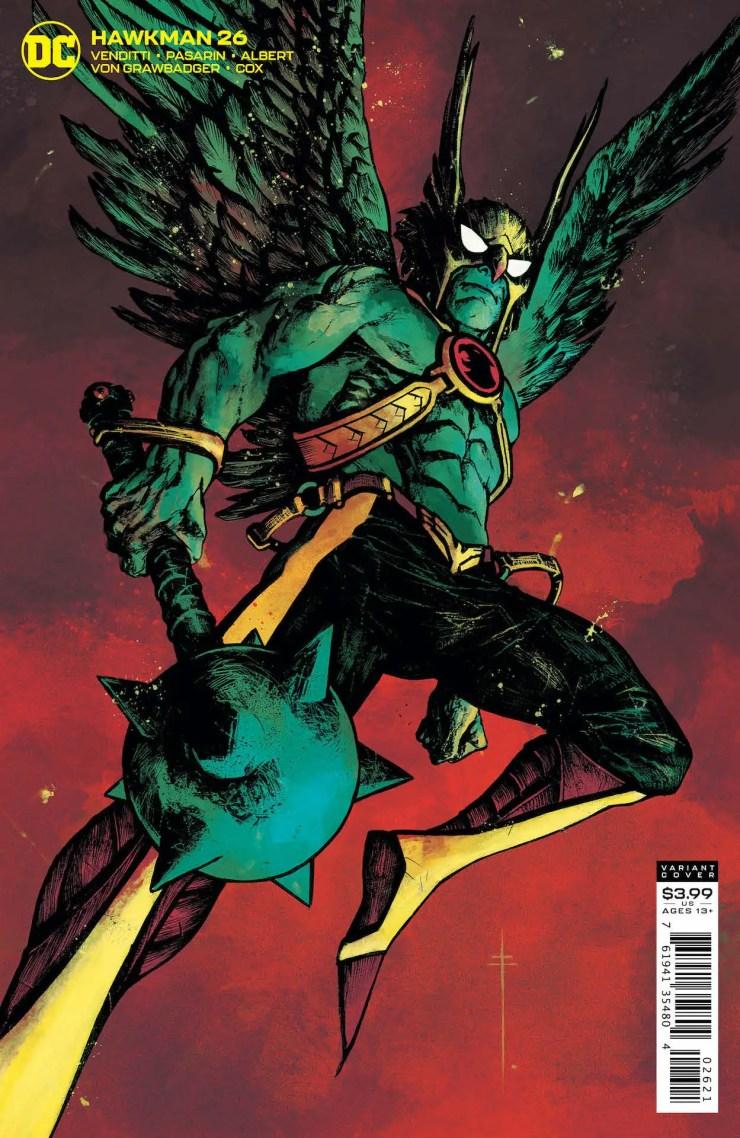 DC Preview: Hawkman #26