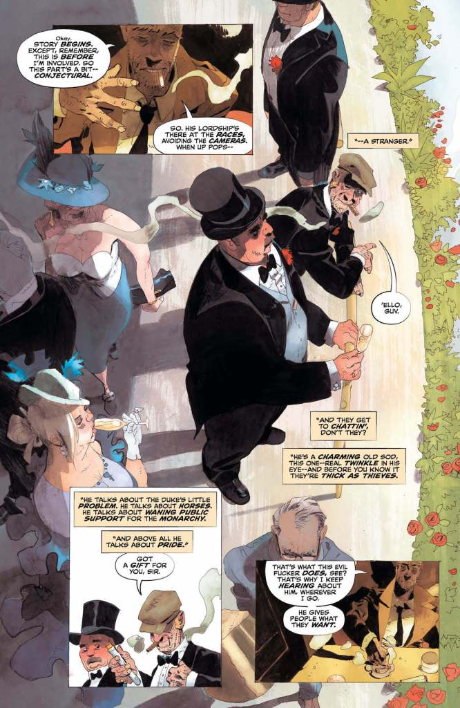 'John Constantine: Hellblazer' #9 review