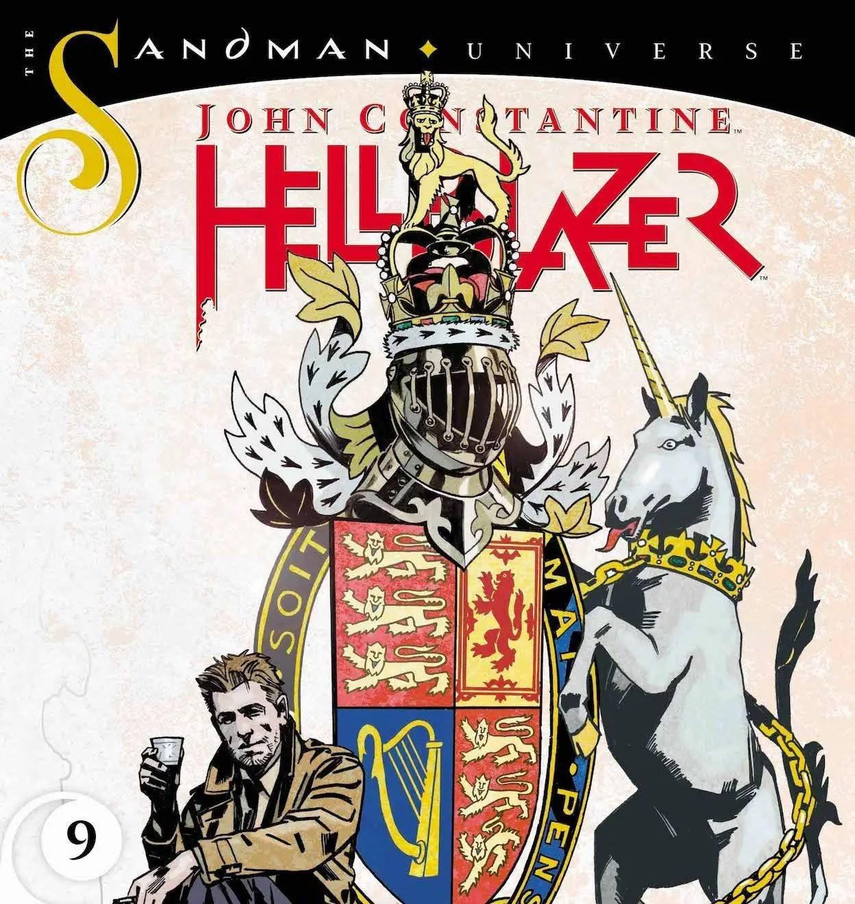 Hellblazer #9