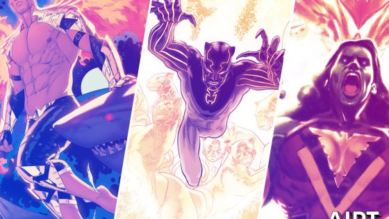 'I Am Phoenix' variant covers are part of 'ENTER THE PHOENIX' story this December.