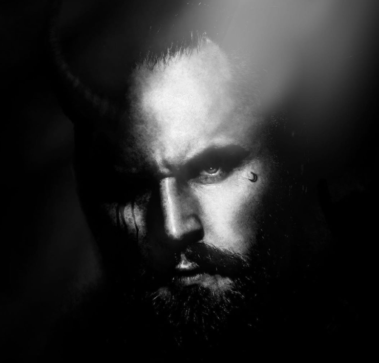 The curious case of Aleister Black