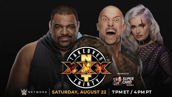 NXT TakeOver XXX