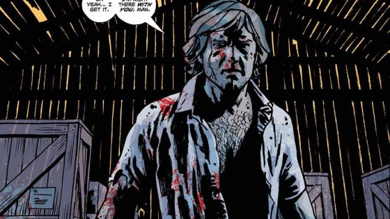 Reckless is begin a new graphic novel series by Brubaker and Phillips.