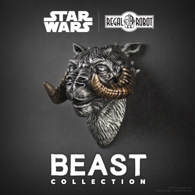 Regal Robot's new Tauntaun Magnet is a new favorite