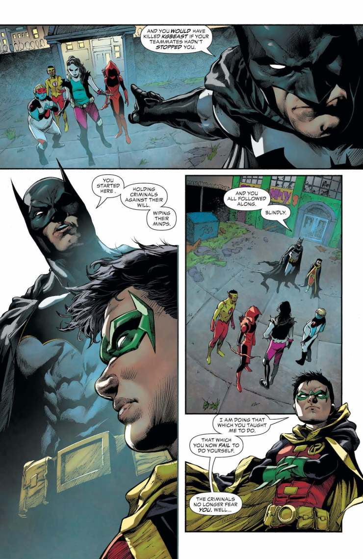 DC Preview: Teen Titans Annual #2