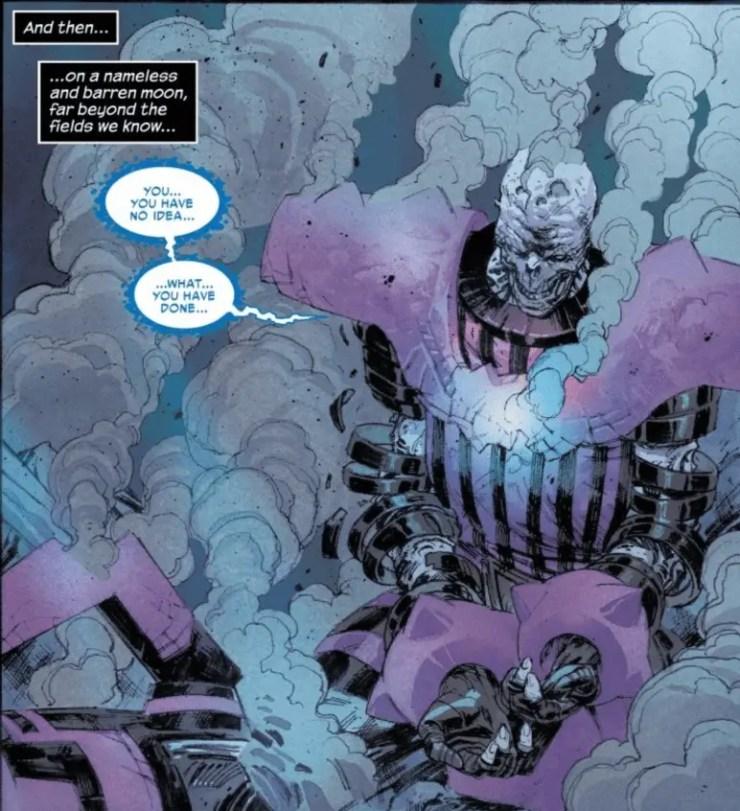 Galactus Thor #6
