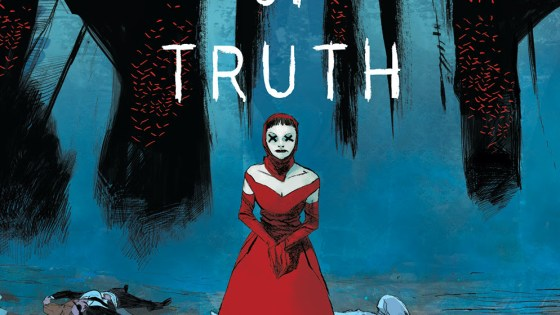 'Something is Killing the Truth' in new 'The Department of Truth' variant