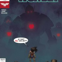 DC Preview: Wonder Woman #760