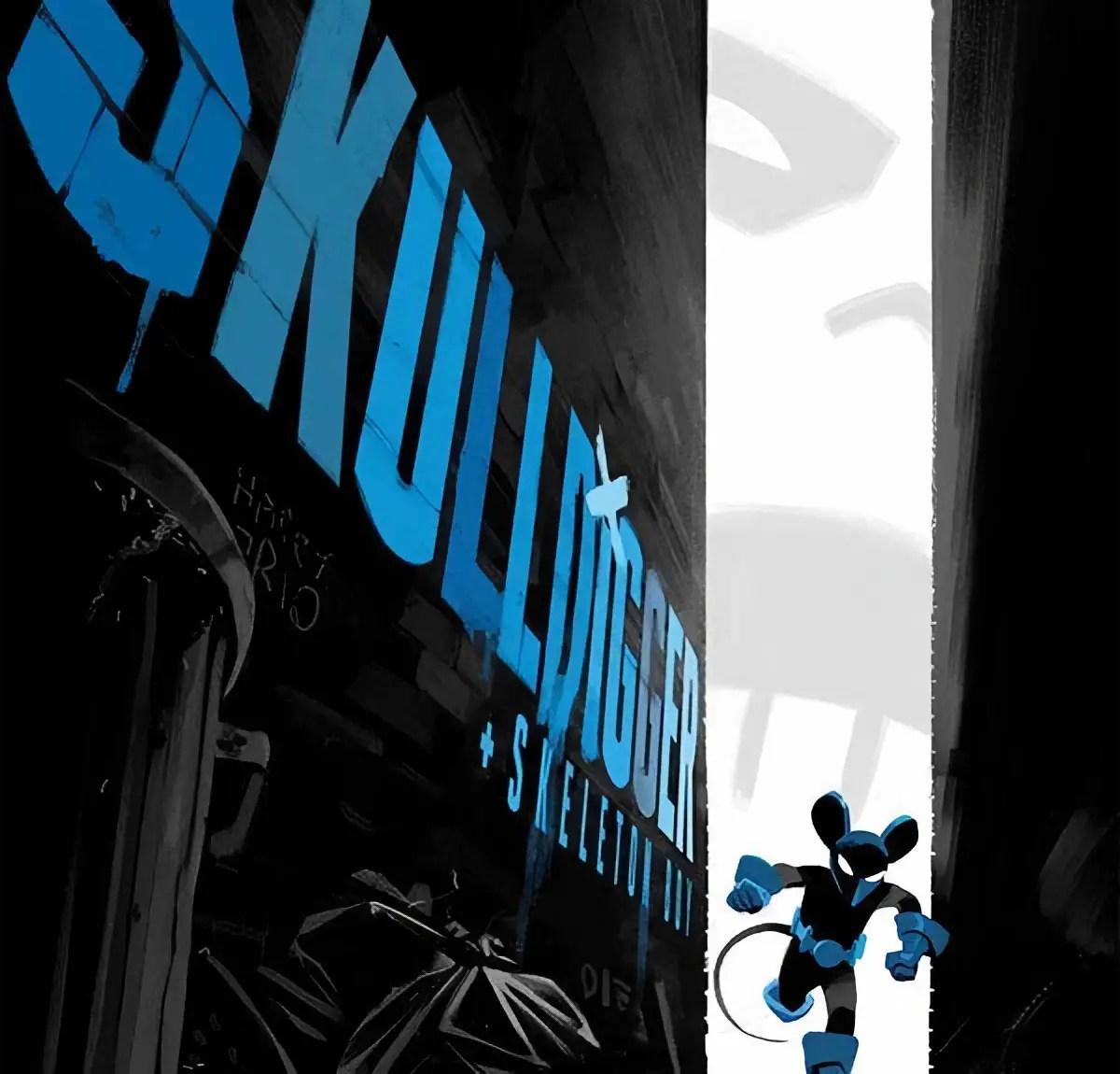'Skulldigger and Skeleton Boy' #4 review