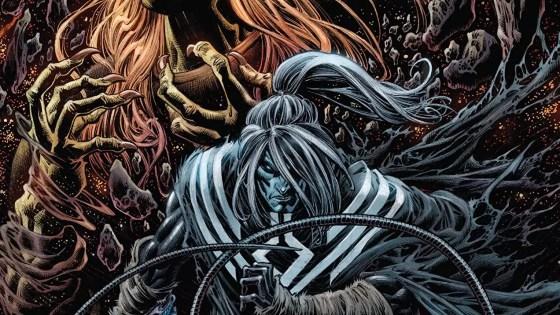 'Web of Venom: Wraith' #1 review