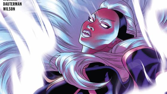 Giant-Size X-Men is a delight of the mind, the eye, and the imagination. Storm fans must read this.