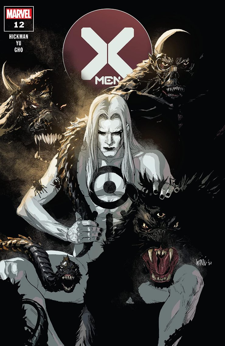 EXCLUSIVE Marvel Preview: X-Men #12