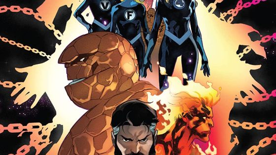 'Empyre: Fallout Fantastic Four' #1 review