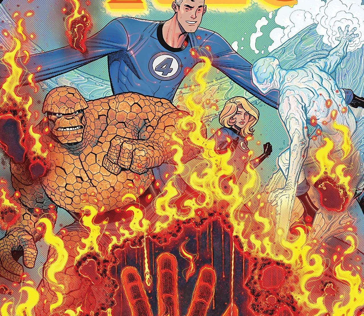 'Fantastic Four' #24 review: Wholesome and fun