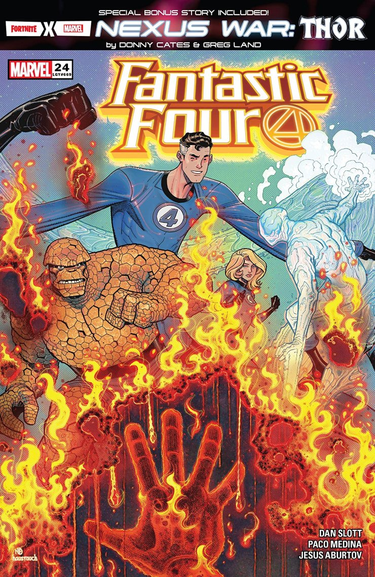 EXCLUSIVE Marvel Preview: Fantastic Four #24