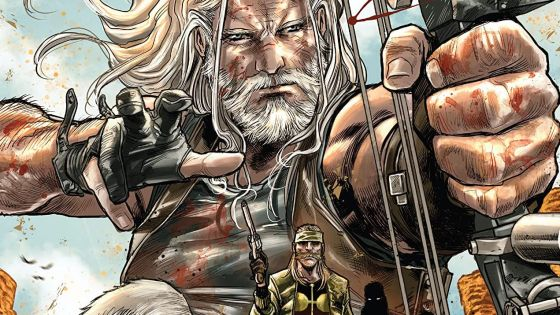 Old Man Hawkeye: The Complete Collection