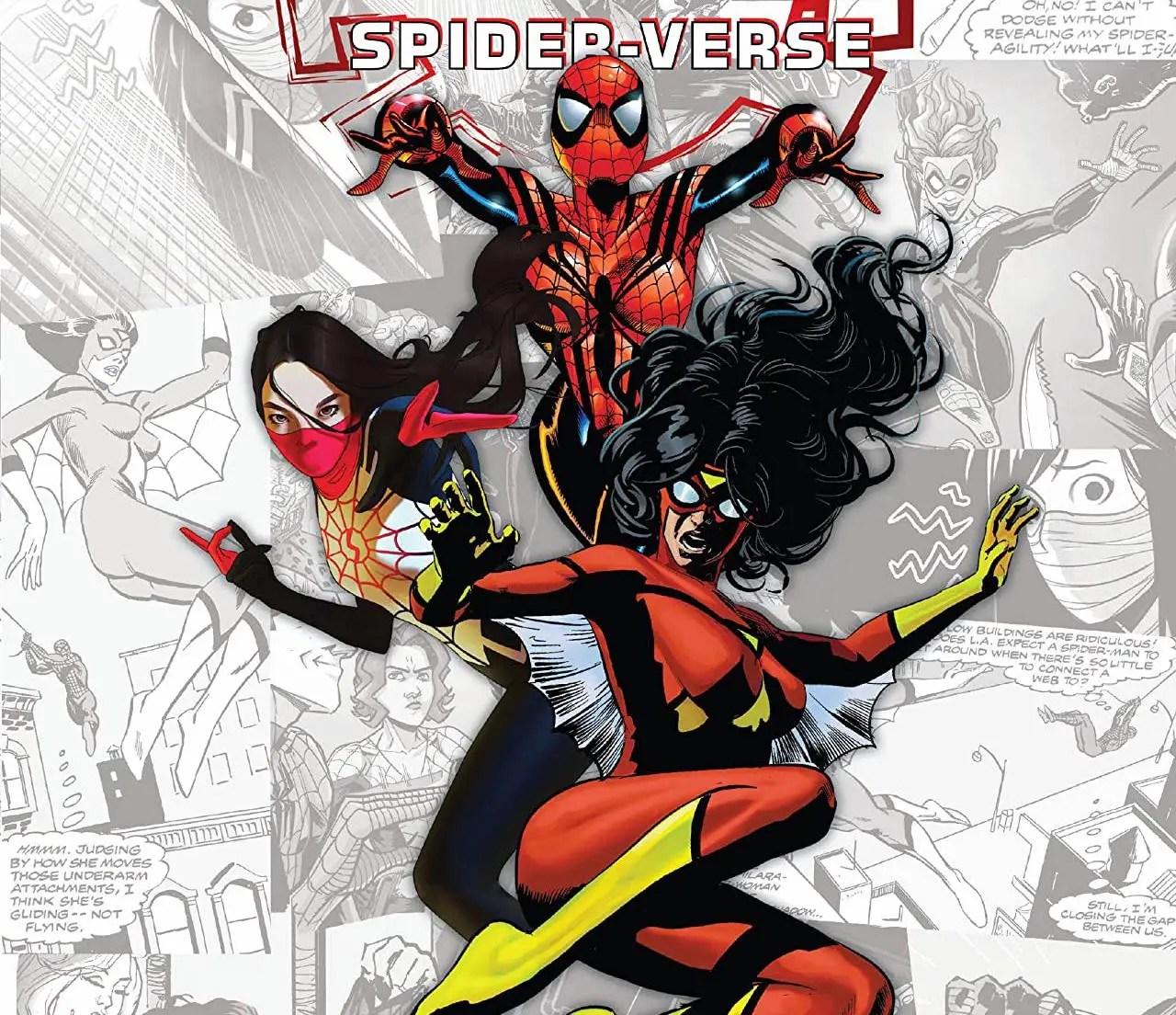 'Spider-Man: Spider-Verse - Spider-Women' review