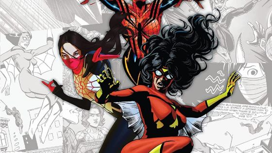 'Spider-Man: Spider-Verse - Spider-Women' review