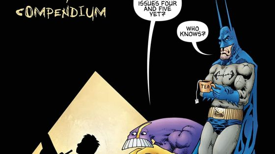 'Batman/The Maxx: The Lost Year Compendium' review