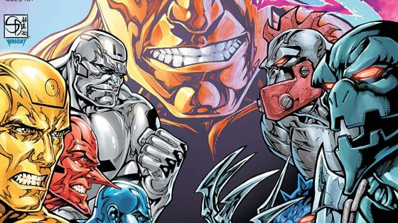 'Metal Men' #10 review