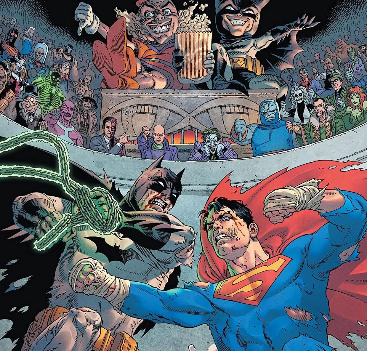 'Batman/Superman Annual' #1 review