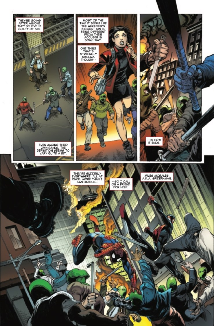 Marvel Preview: Amazing Spider-Man #48