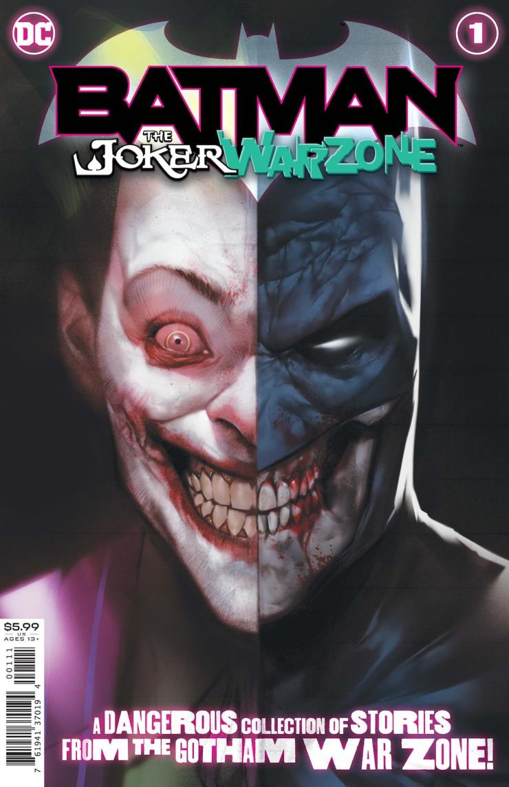 The Joker War Zone
