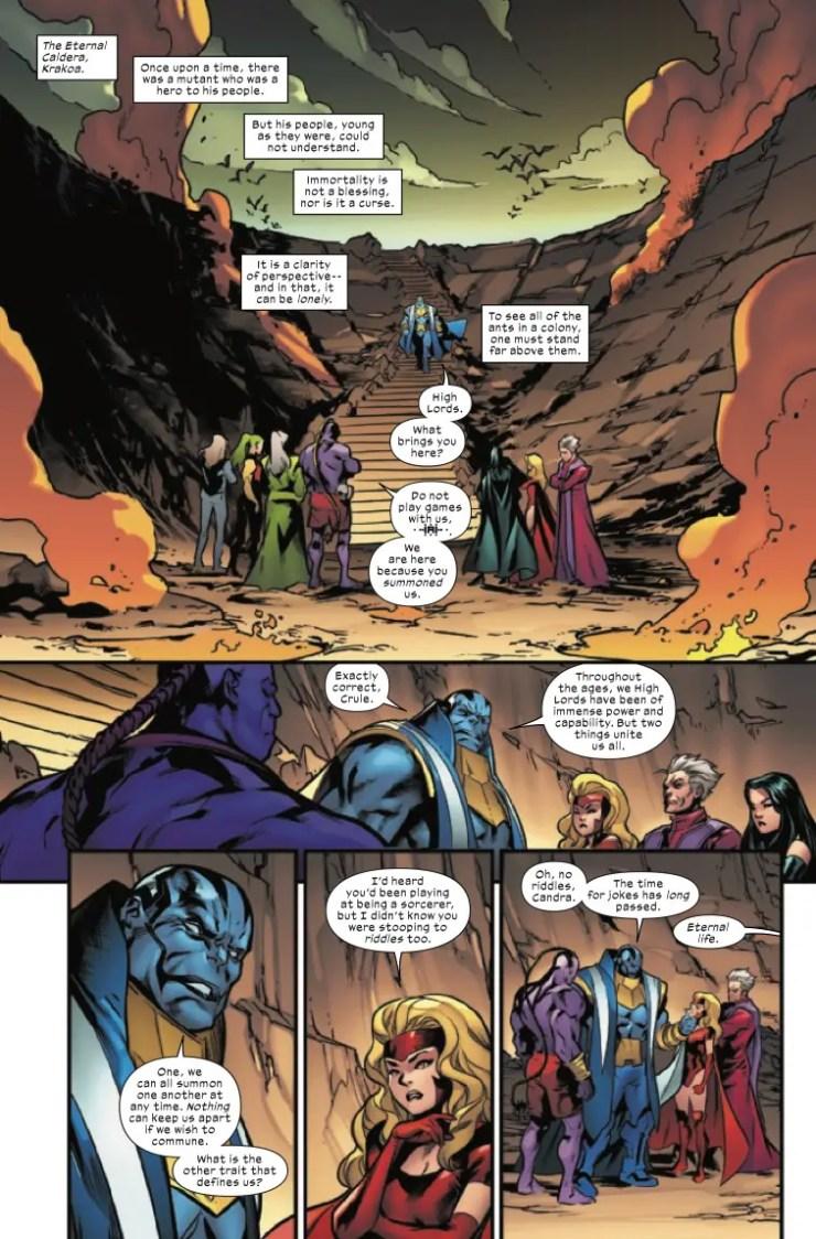 Marvel Preview: Excalibur #12