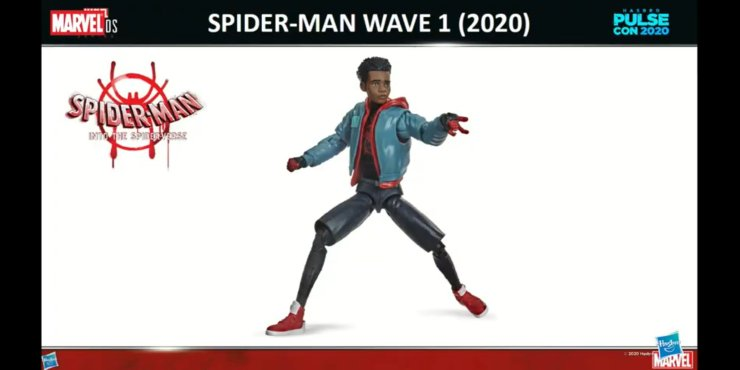 Hasbro PulseCon: Joe Fixit and Sam Wilson enter the Marvel Legends line