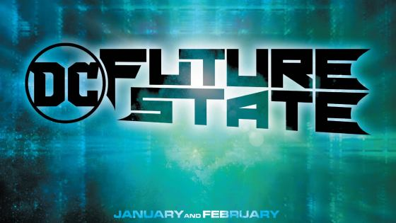 DC Comics teases 'DC Future State' for January and February 2021