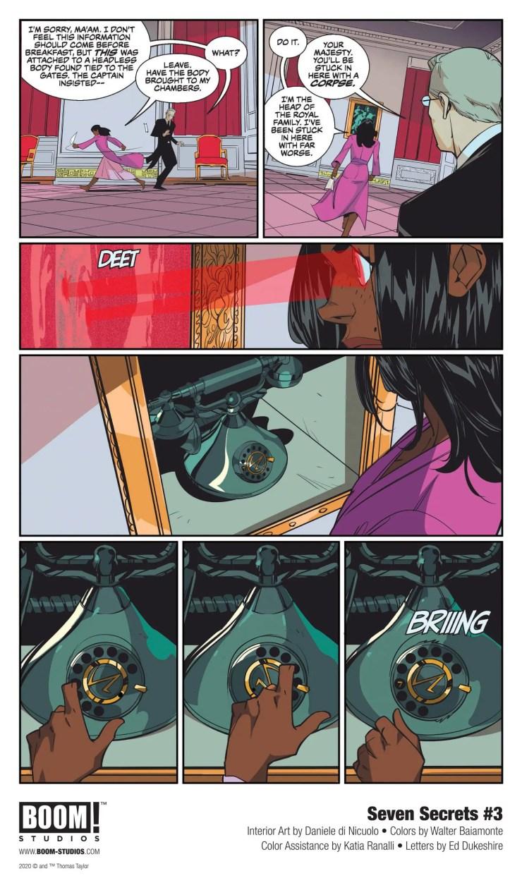 First Look: 'Seven Secrets' #3