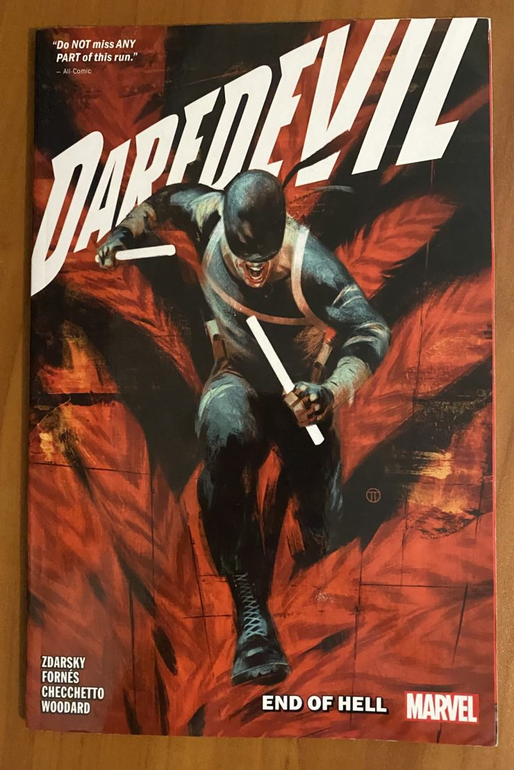 'Daredevil Vol. 4:  End of Hell' review