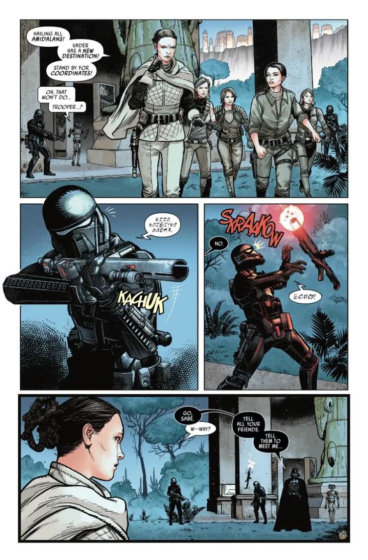 Marvel Preview: Star Wars: Darth Vader #5